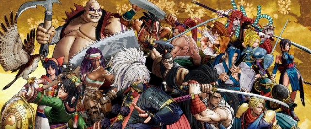 Japan Expo 2019 – L'art dans Samurai Shodown