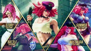 Street Fighter V : Arcade Edition