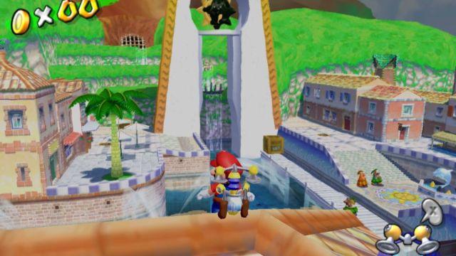 Super Mario Sunshine Nintendo Switch