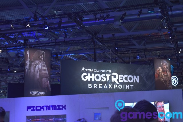 [Gamescom]  Ghost Recon Breakpoint – On a joué en coop.