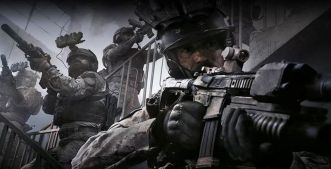 Call Of Duty Moder Warfare