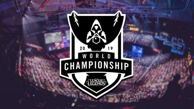 League of Legend World Paris