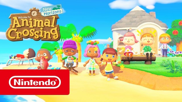 TEST – Animal Crossing : New Horizons