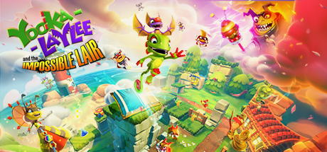 TEST – Yooka-Laylee and the Impossible Lair