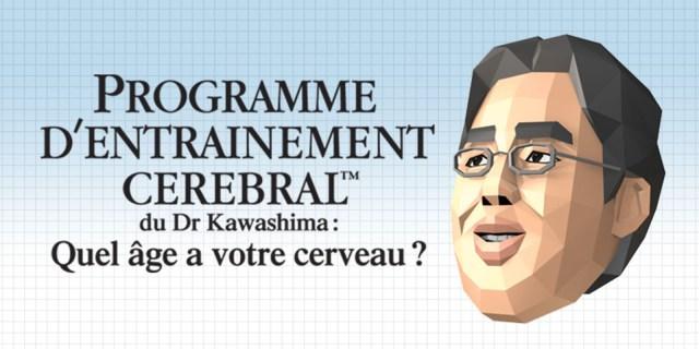 Le programme d'entrainement cérébral du Docteur Kawashima – Lancez un défi à votre cerveau pour janvier 2020 sur Nintendo Switch!