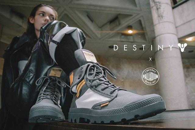 Destiny 2 – Précommandez les bottines Palladium pour avoir la classe !