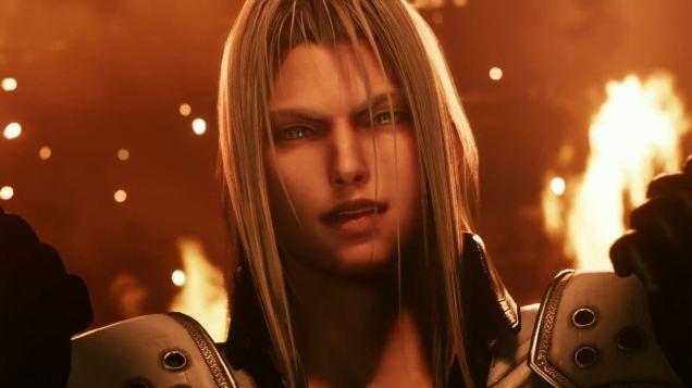 Sephiroth une sombre expériencde de la Shinra