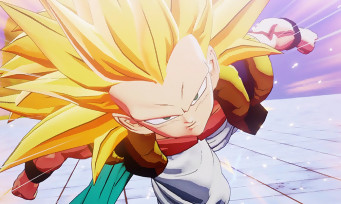 Dragon Ball Z : Kakarot – Gotenks SSJ 3 se dévoile !