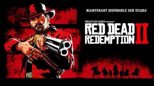 Red Dead Redemption 2 – Maintenant disponible sur Stadia