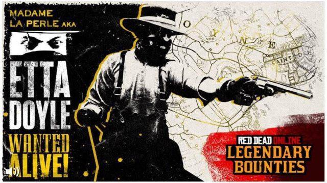 Red Dead Online – Partez à la recherche d'Etta Doyle !