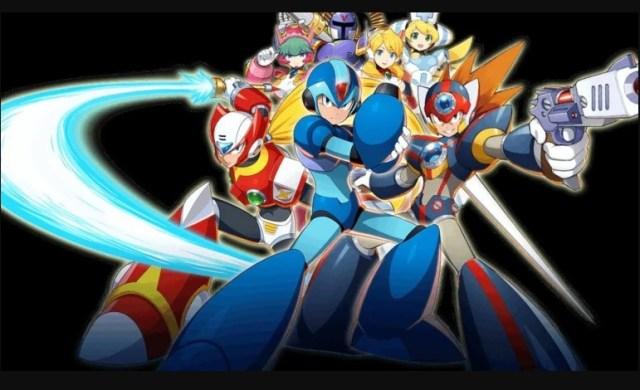 Mega Man X DiVE – Le jeu repoussé à 2020