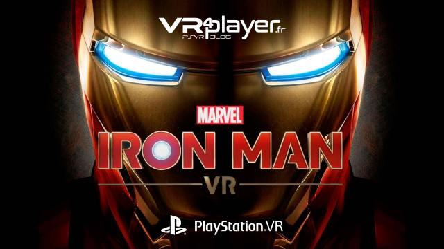 Iron Man VR de Marvel – Sa date de sortie est bel et bien repoussée