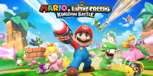 Nintendo Switch – Un possible Mario + The Lapins Crétins 2 ?