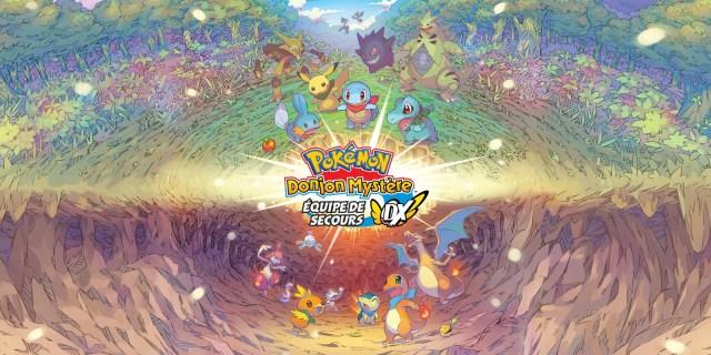 Pokémon Donjon Mystère remake