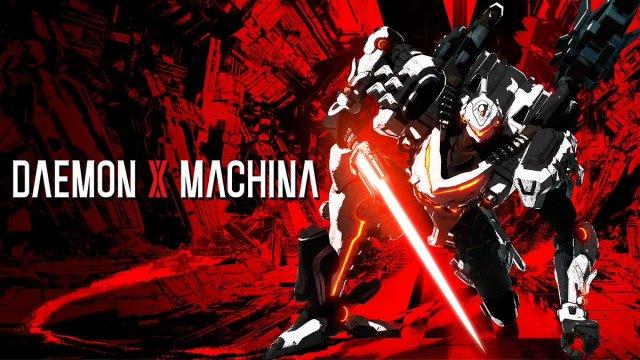 Daemon X Machina – Le jeu arrive sur PC le 13 février