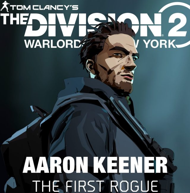 The DIvision 2 - Warlord of New YorkAaron Keener