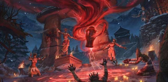 The Elder Scrolls Online – Le Pack de jeu Harrowstorm est désormais disponible sur PC