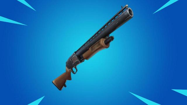 Fusil à pompe Fortnite