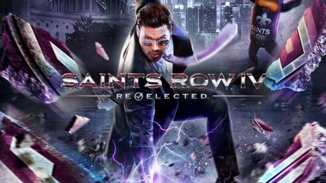 Saints Row IV : Re-Elected – Les extraterrestres débarquent sur Nintendo Switch !