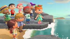 Animal Crossing New Horizon boutique