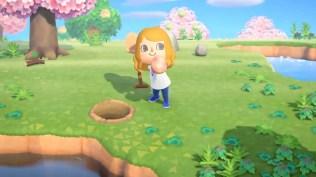 Animal Crossing New Horizon paque