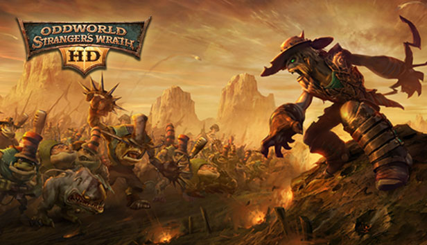 Oddworld: Stranger's Wrath HD – Edition Limitée !