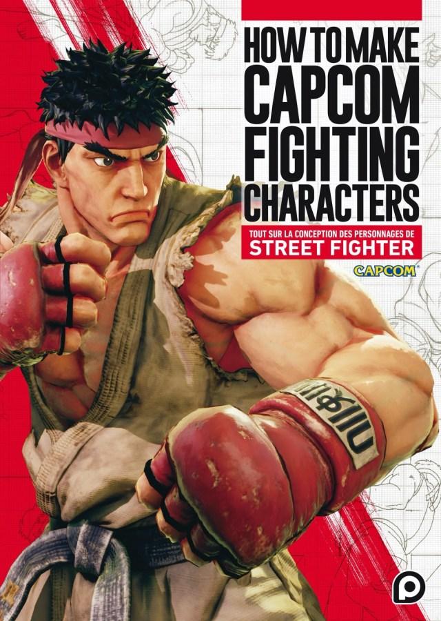 Street Fighter – Découvrez la genèse des personnages à travers un ouvrage inédit