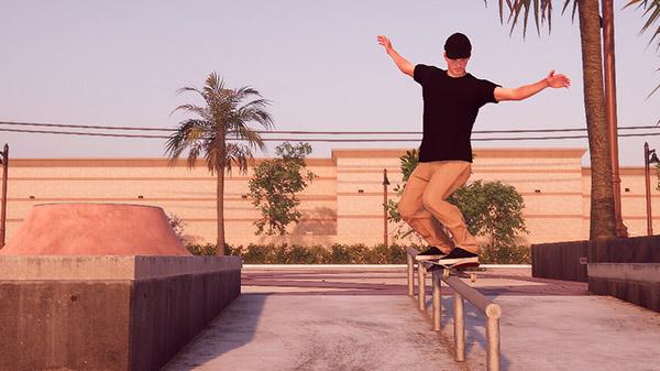 Skater Xl- S'offre un trailer et un accès anticipé