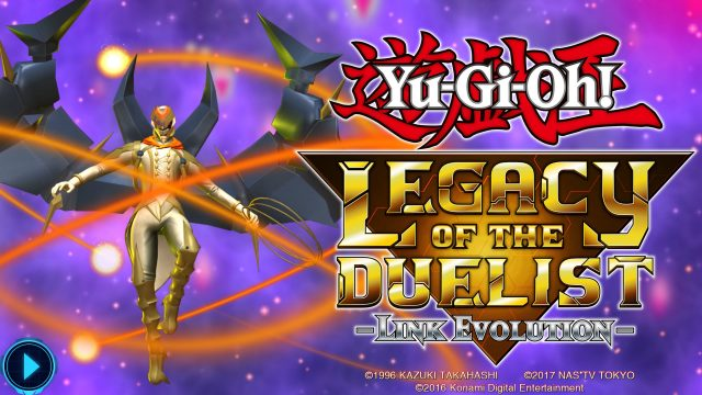 TEST – Yu-Gi-Oh! Legacy of Duelist : Link Evolution