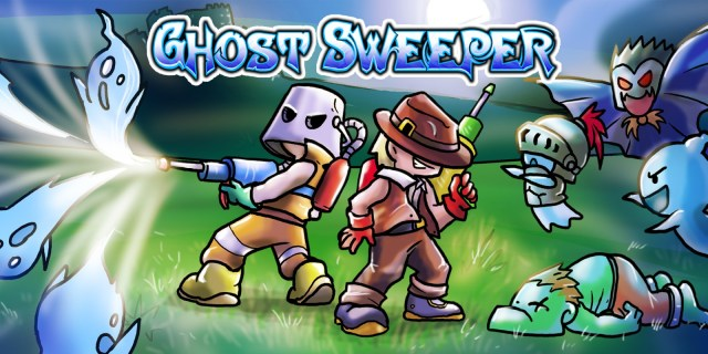 TEST – Ghost Sweeper