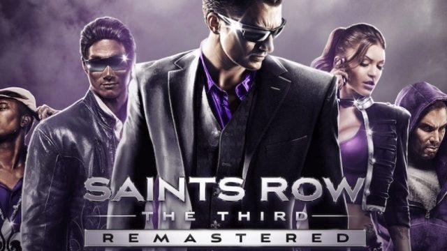 Saints Row The Third Remastered – S'offre un trailer de lancement