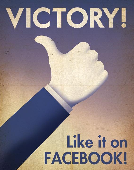 Facebook-propaganda-victory-poster-aaron-wood-geekorner