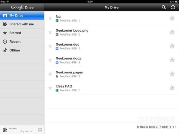 Google Drive iPad - 06