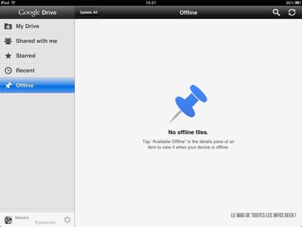 Google Drive iPad - 09