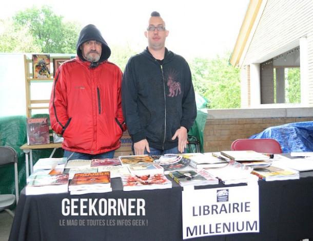 Librairie-Millenium-FBDM-2012-Geekorner-1