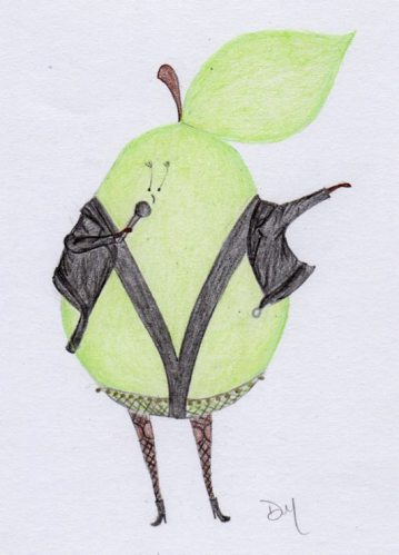 cher-pear-Geekorner