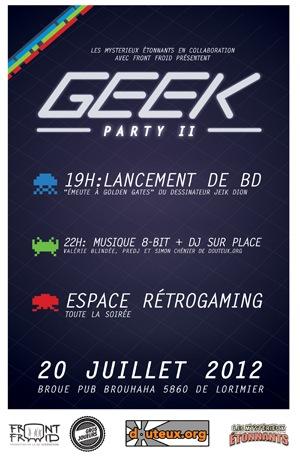 Geek Party 2