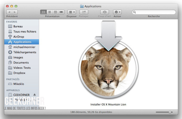 USB Mountain Lion - Geekorner - 11