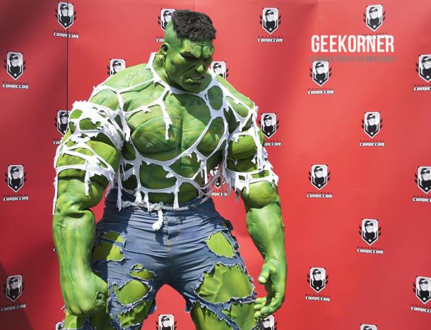 Comiccon 2012 Conférence - 15