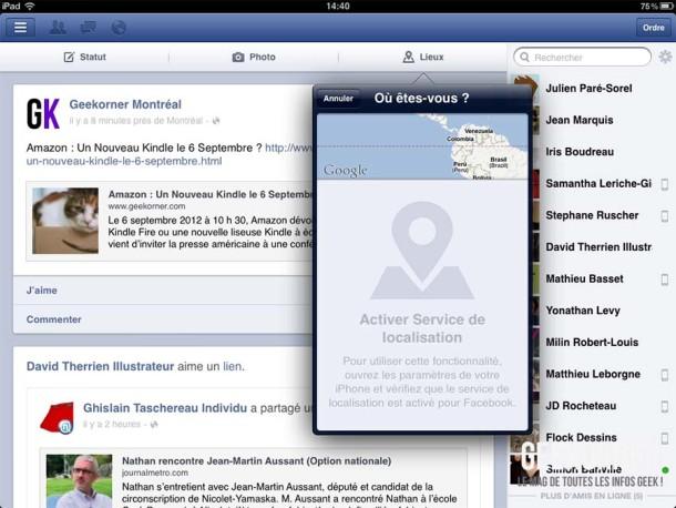 Facebook iOS Aout 2012 - Geekorner 09