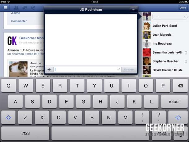 Facebook iOS Aout 2012 - Geekorner 10