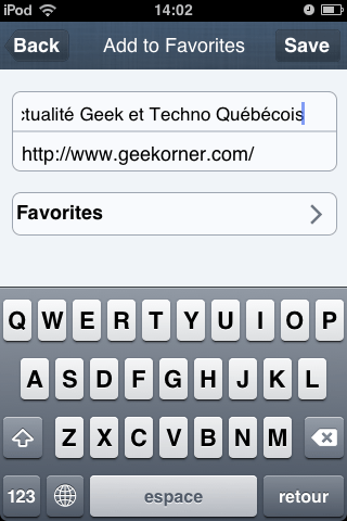 Maxthon iPhone Test - Geekorner - 005