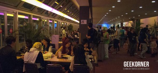 Otakuthon 2012 - Cuisine - Geekorner - 001