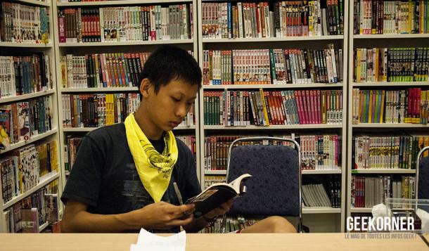 Otakuthon 2012 - Manga - Geekorner - 003