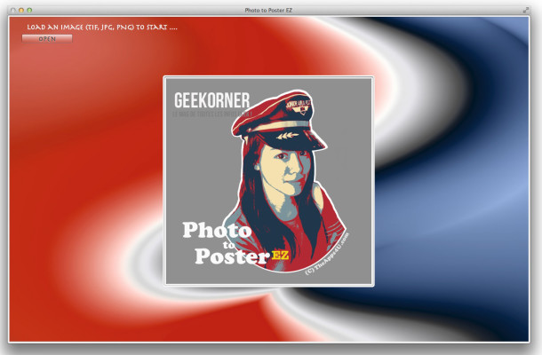 Retouche Photo Obama - Geekorner- 001