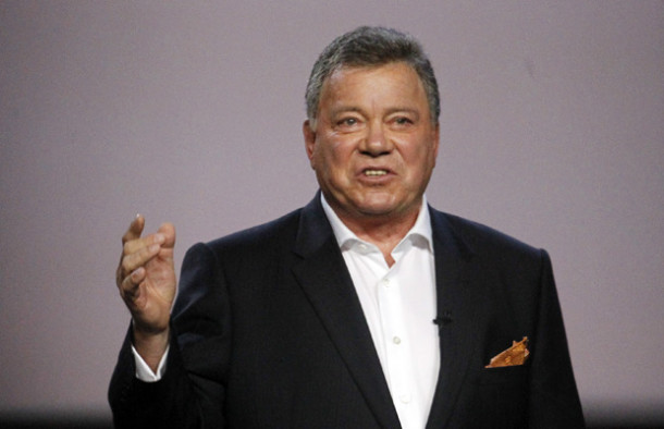 William-Shatner - 2011