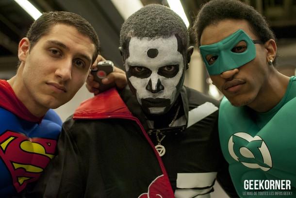 Cosplay Comiccon Montréal 2012 - Geekorner - 078