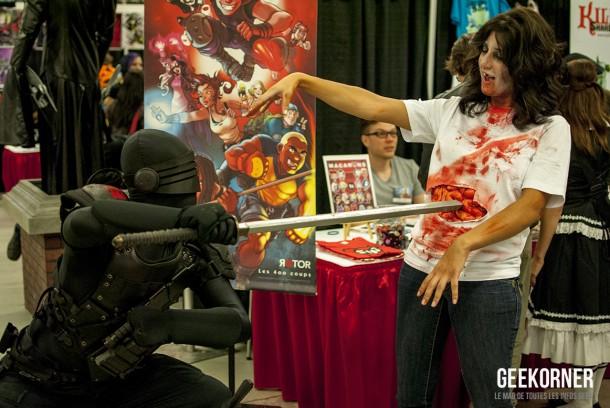 Cosplay Comiccon Montréal 2012 - Geekorner - 083