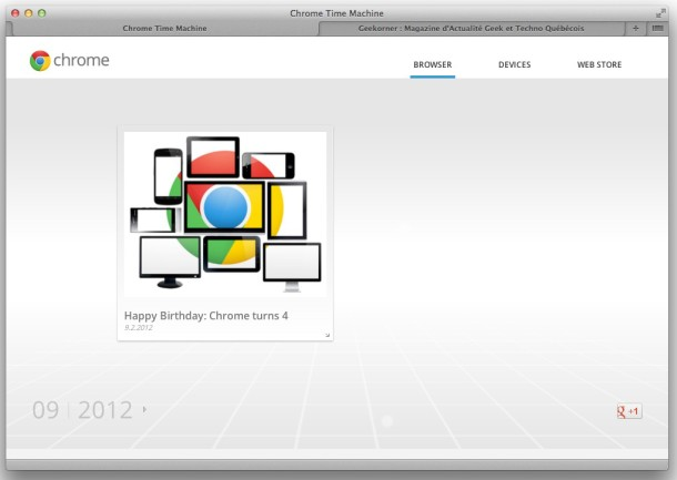 Google Chrome - Time Machine - Geekorner - 004