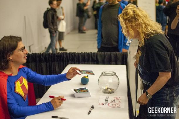 Infoman - Comiccon Montréal 2012 - Geekorner - 002